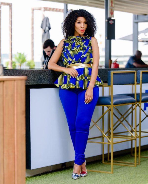 Nhlanhla Nciza Of Mafikizolo South African Music Group Is