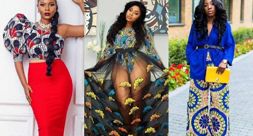 12 STYLISH AND FABULOUS ANKARA STYLES TO ABSOLUTELY ROCK IN 2018